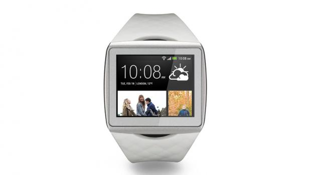 design possible de la Smartwatch HTC