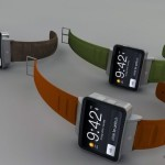 Concept design iWatch