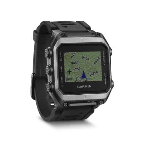 Smartwatch Garmin : l'EPIX