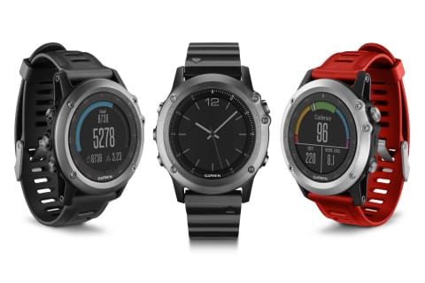 Smartwatch Garmin : la Fenix 3